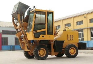 Quality Self-loading mobile concrete mixer for sale