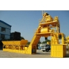 China HZS25 skip concrete batching plant for sale