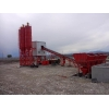 China HLS90 belt type concrete batching plant for sale