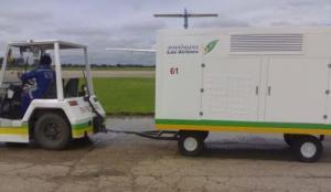 China CFS Aviation Nitrogen &Oxygen Cylinders Trucks on sale