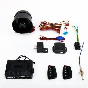 China Car Burglar Alarm with new transmitter system on sale