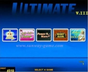 China Game board New Arrival Ultimate 5 in 1 V3 Gaming PCB Slot Game Board for Casino Machine on sale