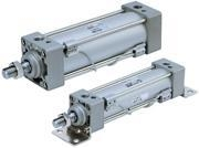 China SMC Standard Air Cylinders (Square Cover) on sale