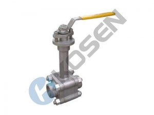 China Forged Cryogenic Ball Valves on sale