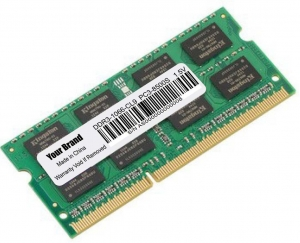 China DDR3 1066mhz PC3-8500 Notebook Memory Module on sale