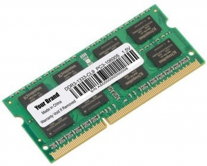 China DDR3 1333mhz PC3-10600 NoteBook Memory Module on sale