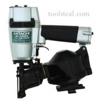 China Hitachi NV45AB2S 7/8-1-3/4 Coil Roofing Nailer NV45AB2S on sale