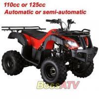 China 125cc automatic or semi-automatic ATVBS125-4 on sale