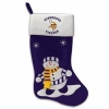 China Evergreen Enterprises 60037SC 24 in. Minnesota Vikings Snowman Fabric Stocking for sale