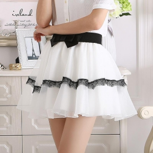 China Sexy Style Tutu Skirt Three Color Mini Dress For Women on sale
