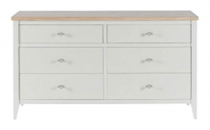 China Willis and Gambier Coast - Wide 6 Drawer Chest on sale