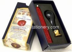 China 20mm Porcelain Handle Sealing Wax Stamp on sale
