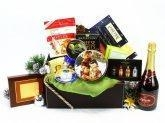 China HAMPER NO.1 delivery christmas hamper to china on sale