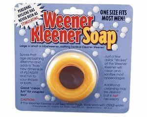 China Weener Kleener Soap on sale