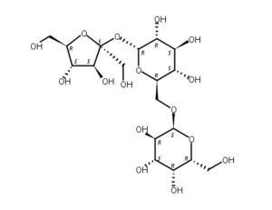 China Microorganism raffinose CAS No.:512-69-6 on sale