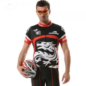 China Short Sleeve Men Cycle Jersey Event Cycling Bike Shirt Team Cycling Jersey on sale