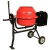 China CONSTRUCTION MACHINERY Name 1-1/4 cubic feet capacity portable cement mixer for sale