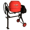 China CONSTRUCTION MACHINERY Name 180 liter capacity portable cement mixer for sale