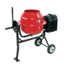 China CONSTRUCTION MACHINERY Name 50 liter capacity portable cement mixer for sale
