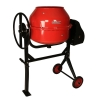 China CONSTRUCTION MACHINERY Name 125 liter capacity portable cement mixer for sale