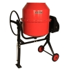 China CONSTRUCTION MACHINERY Name 220 liter capacity pedal control cement mixer for sale
