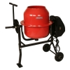 China CONSTRUCTION MACHINERY Name 63 liter capacity portable cement mixer for sale