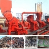 China Waste iron scrap crusher for sale