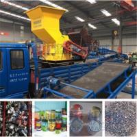 China Tea tin can crusher machine on sale