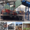 China Scrap tanker crusher machine for sale