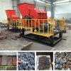 China Waste battery crusher for sale