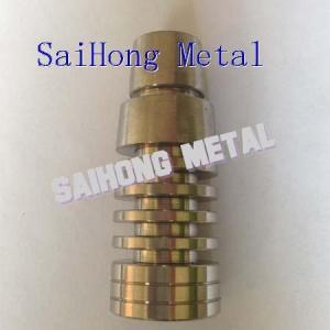 China Titanium Due Domeless Nail on sale