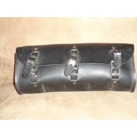 China ATV's, Motorcycles, Etc. (770) Black leather tool bag on sale