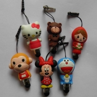 China Cartoon Touch Pen for Iphone on sale