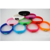 China the silicone minus ion watch for sale