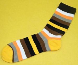 China Men's sock (In Stock) Men's sock MATCH-UP 244 on sale