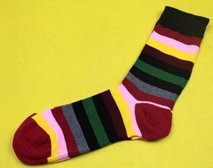 China Men's sock (In Stock) Men's sock MATCH-UP 243 on sale