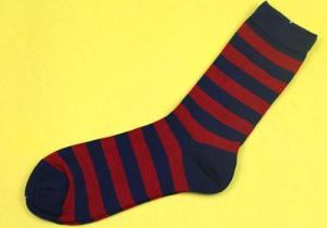 China Men's sock (In Stock) Men's sock MATCH-UP 242 on sale