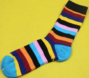 China Men's sock (In Stock) Men's sock MATCH-UP 245 on sale