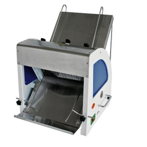 China Automatic Different Size Loaf Bread Toast Slicer Machine on sale