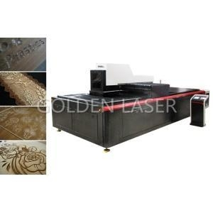 China Large Area Wood MDF Acrylic Laser Cutter Engraver on sale
