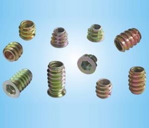 China Internal and External Threaded Nuts on sale