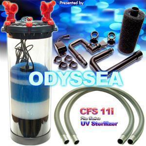China Odyssea CFS 11i with UV Sterilizer on sale