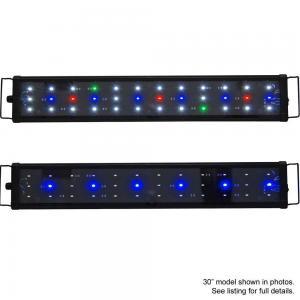 China Beamswork EA FSpec 0.50W LED Aquarium Light Freshwater Timer 18 24 30 ... on sale