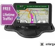 China REFURBISHED Garmin dezl 560LT BT Trucking Nav Sys w/ NA Maps/Traffic on sale