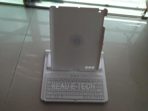 China iPad2 Plastic Wireless Bluetooth Keyboard with ABS Case on sale