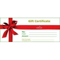 $ 30.00 GIFT CERTIFICATE GIFT30