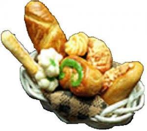 China Bread Basket BDK064 on sale