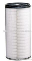 China Cartridge Filters for coating booth on sale