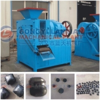Iron ore powder briquette machine