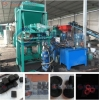 China Hydraulic coconut shell charcoal press machine for sale
